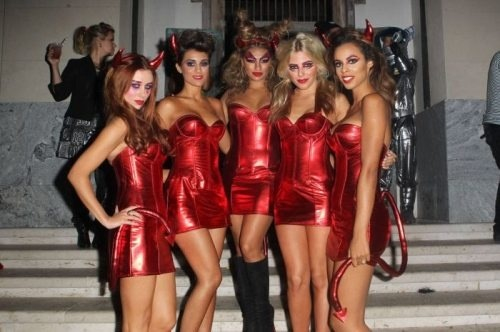 hot women devils