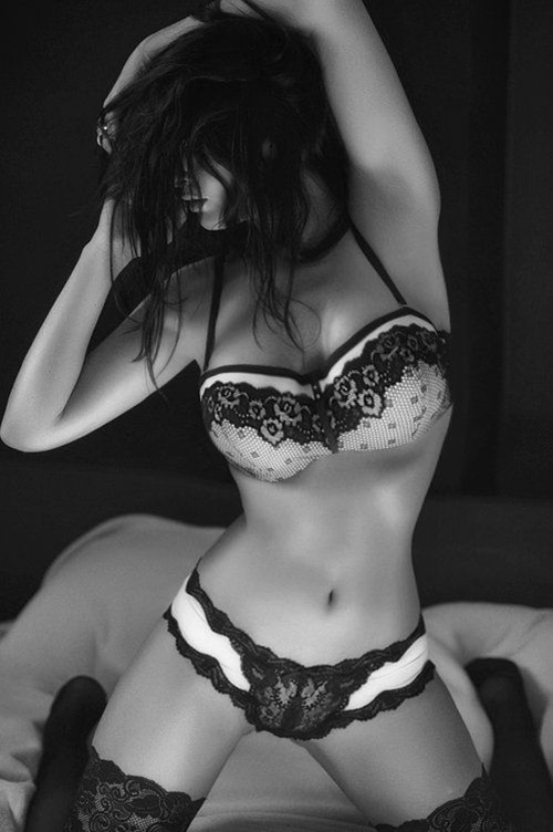 sexy black and white 5