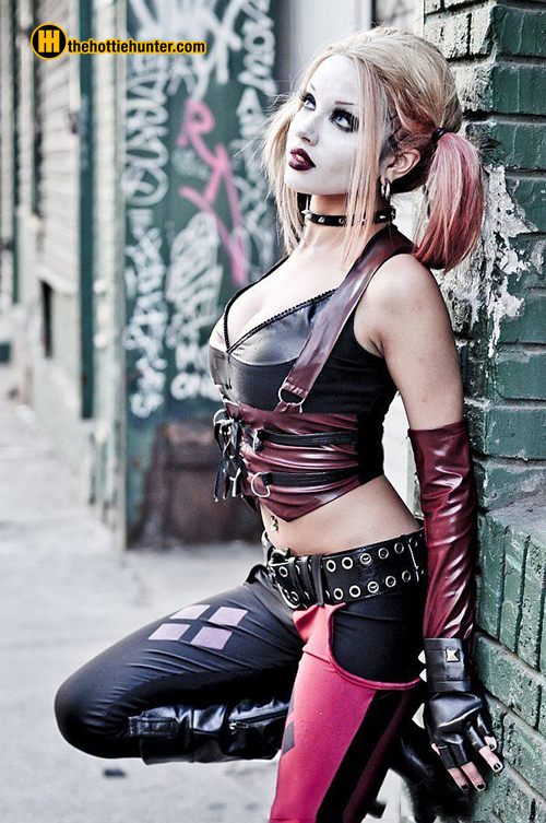 hottest harley quin