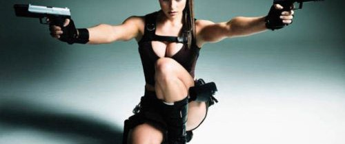 The Sexiest Lara Croft Cosplay