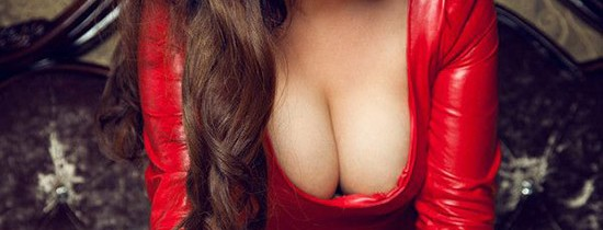Here's To Heaving Cleavage